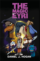magic of eyri cover hogan