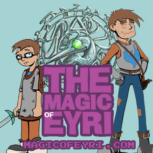 The Magic of Eyri Podcast
